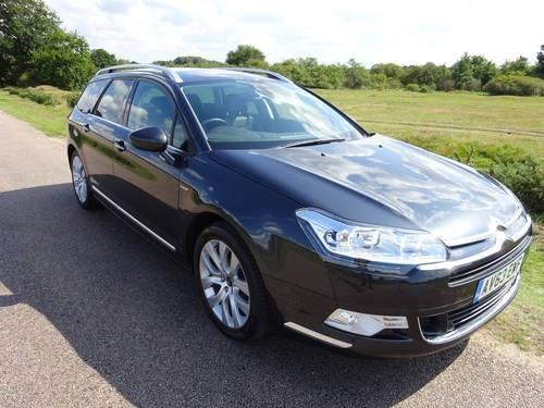 2014(63) CITROEN C5 2.0HDI(160) EXCLUSIVE,MANUAL,TOURER,TECH SOLD (picture 2 of 6)