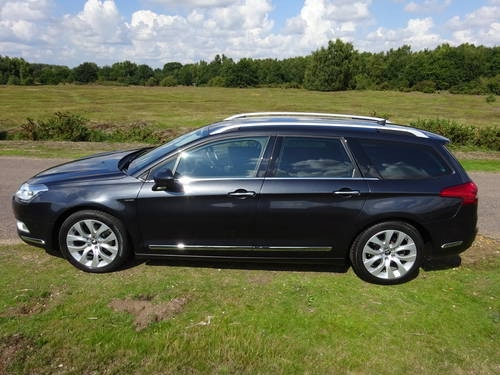 2014(63) CITROEN C5 2.0HDI(160) EXCLUSIVE,MANUAL,TOURER,TECH SOLD (picture 3 of 6)