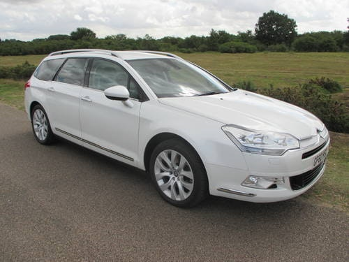 2010 (60) CITROEN C5 3.0HDi V6 AUTO,EXCLUSIVE,TOURER,LEATHER SOLD (picture 2 of 6)