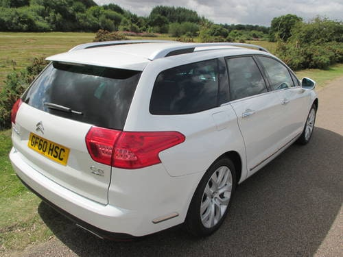 2010 (60) CITROEN C5 3.0HDi V6 AUTO,EXCLUSIVE,TOURER,LEATHER SOLD (picture 3 of 6)