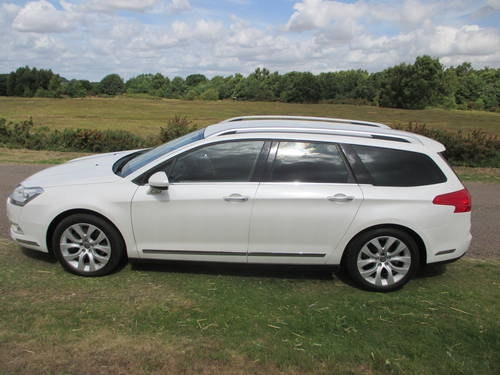 2010 (60) CITROEN C5 3.0HDi V6 AUTO,EXCLUSIVE,TOURER,LEATHER SOLD (picture 4 of 6)