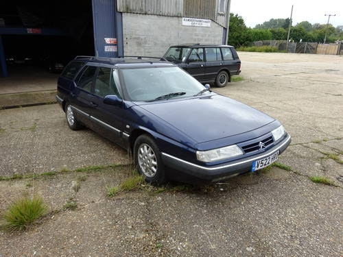 1999 (V) Citroen XM 2.1 TD VSX Auto Estate, Black Leather! SOLD (picture 1 of 6)