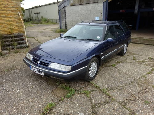 1999 (V) Citroen XM 2.1 TD VSX Auto Estate, Black Leather! SOLD (picture 2 of 6)