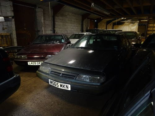 1999 (V) Citroen XM 2.1 TD VSX Auto Estate, Black Leather! SOLD (picture 5 of 6)