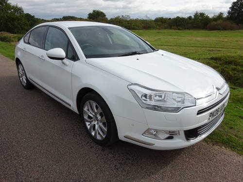 2008(08)CITROEN C5 2.0 i VTR+ HYDRACTIVE,PETROL AUTOMATI SOLD (picture 2 of 6)