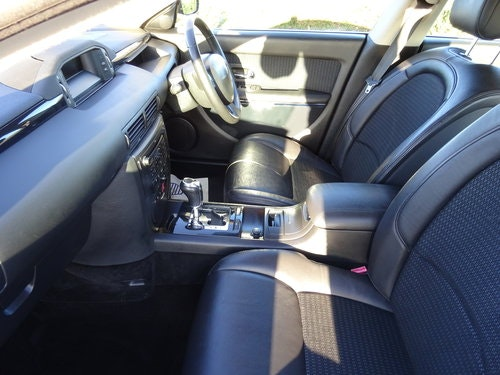 2008 (58) CITROEN C6 2.7HDi,GREY,HALF LEATHER,32,000 MILES SOLD (picture 4 of 6)