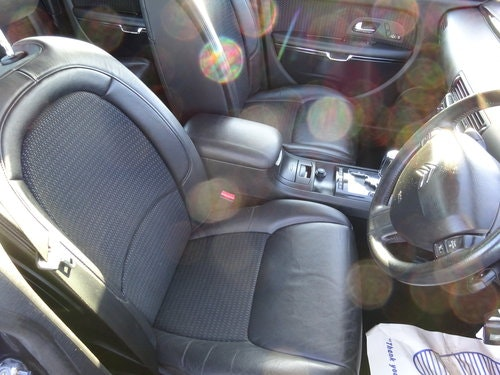 2008 (58) CITROEN C6 2.7HDi,GREY,HALF LEATHER,32,000 MILES SOLD (picture 5 of 6)