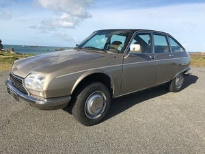 1974 Citroen GS Biroto Rotary saloon, Extremely rare For Sale (picture 1 of 6)