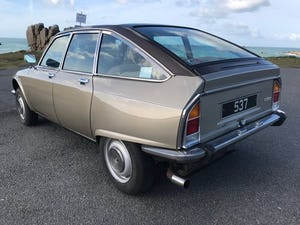 1974 Citroen GS Biroto Rotary saloon, Extremely rare For Sale (picture 2 of 6)