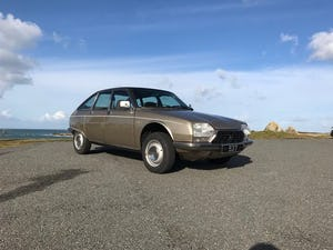 1974 Citroen GS Biroto Rotary saloon, Extremely rare For Sale (picture 3 of 6)