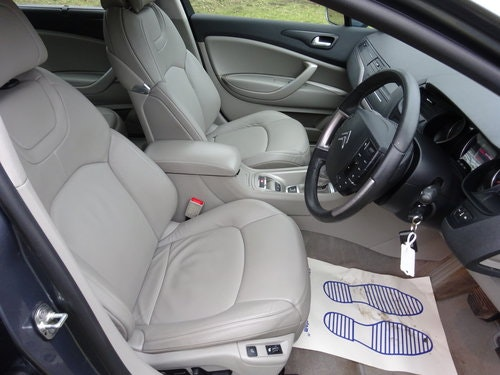 2009 CITROEN C5 2.0i 16v EXCLUSIVE,AUTO,LEATHER 37,000 MILES  SOLD (picture 6 of 6)