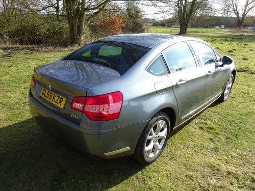2009 CITROEN C5 VTR+2.0i PETROL,MANUAL,ONLY 25.000 MILES SOLD (picture 2 of 6)