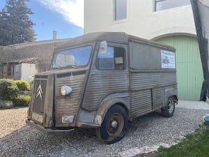 1971 Citroen HY van ideal food truck For Sale (picture 1 of 3)
