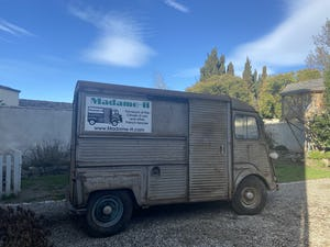 1971 Citroen HY van ideal food truck For Sale (picture 2 of 3)