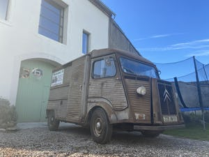 1971 Citroen HY van ideal food truck For Sale (picture 3 of 3)