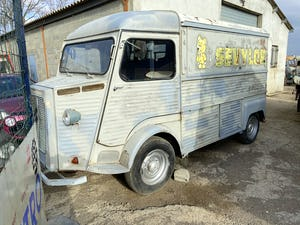 1974 HY Ideal food truck For Sale (picture 2 of 9)