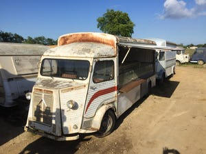 1975 Citroen HY van idéal foodtruck For Sale (picture 1 of 11)