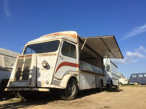 1975 Citroen HY van idéal foodtruck For Sale (picture 2 of 11)