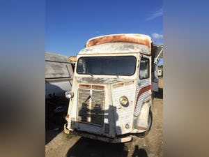 1975 Citroen HY van idéal foodtruck For Sale (picture 4 of 11)
