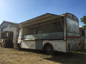 1975 Citroen HY van idéal foodtruck For Sale (picture 5 of 11)