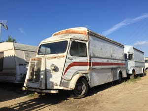 1975 Citroen HY van idéal foodtruck For Sale (picture 10 of 11)