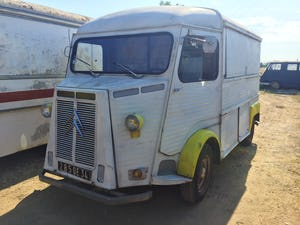 1974 Citroen HY ideal foodtruck For Sale (picture 1 of 11)