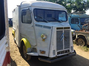 1974 Citroen HY ideal foodtruck For Sale (picture 2 of 11)