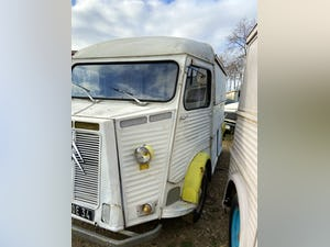 1974 Citroen HY ideal foodtruck For Sale (picture 11 of 11)