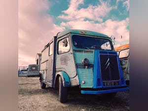 1969 Citroen HY lwb For Sale (picture 1 of 12)