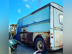 1969 Citroen HY lwb For Sale (picture 2 of 12)
