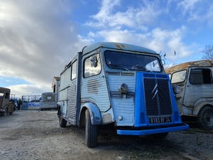 1969 Citroen HY lwb For Sale (picture 5 of 12)