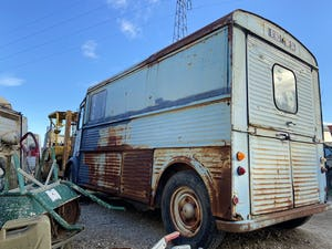 1969 Citroen HY lwb For Sale (picture 7 of 12)
