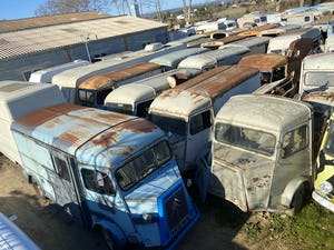 1969 Citroen HY lwb For Sale (picture 12 of 12)