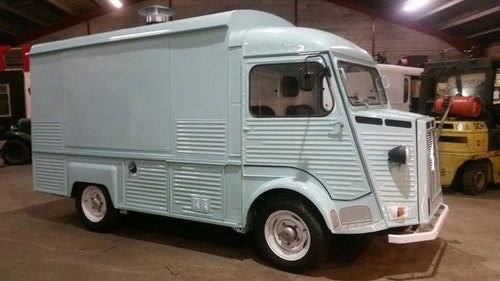 Picture of 1970 Citroen Hy van food truck For Sale