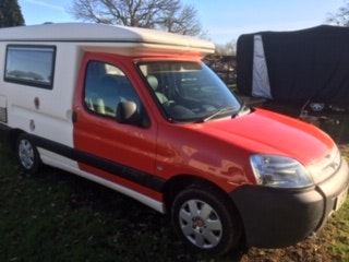 Picture of 2003 Romahome Berlingo For Sale