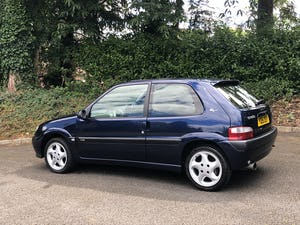 2001 Citroen Saxo VTS - Extremely Rare For Sale (picture 10 of 12)