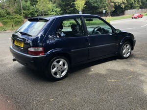 2001 Citroen Saxo VTS - Extremely Rare For Sale (picture 11 of 12)