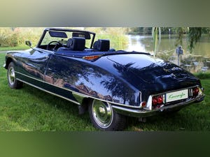 1973 Citroen DS Convertible For Sale (picture 5 of 10)