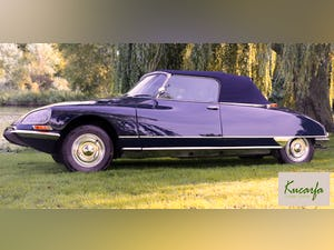 1973 Citroen DS Convertible For Sale (picture 7 of 10)