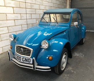 Picture of 1985 Citroen 2CV Special For Sale by Auction