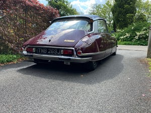 1971 Beautiful Citroen DS21ie Pallas LHD BVH For Sale (picture 2 of 12)