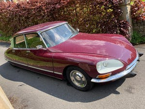 1971 Beautiful Citroen DS21ie Pallas LHD BVH For Sale (picture 4 of 12)