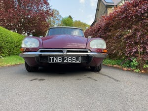 1971 Beautiful Citroen DS21ie Pallas LHD BVH For Sale (picture 7 of 12)