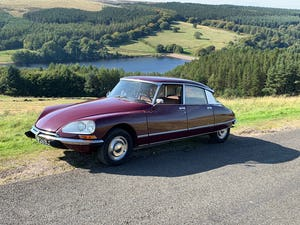 1971 Beautiful Citroen DS21ie Pallas LHD BVH For Sale (picture 11 of 12)