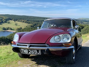 1971 Beautiful Citroen DS21ie Pallas LHD BVH For Sale (picture 12 of 12)