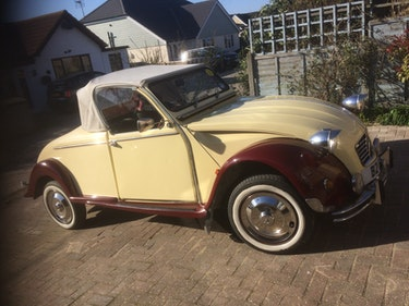 Picture of 1989 2cv classified For Sale