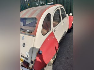 1988 Citroen 2cv dolly,galvanized chassis, 85000, genuine car For Sale (picture 1 of 12)