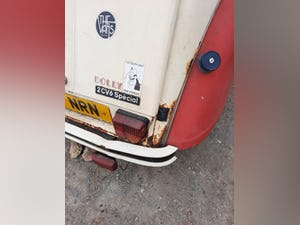 1988 Citroen 2cv dolly,galvanized chassis, 85000, genuine car For Sale (picture 11 of 12)