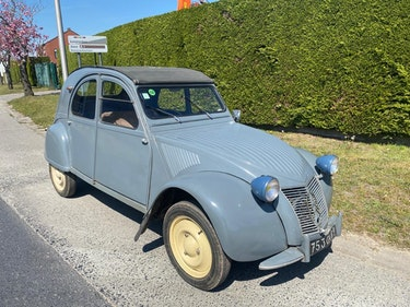 Picture of 1954 Citroën 2CV For Sale