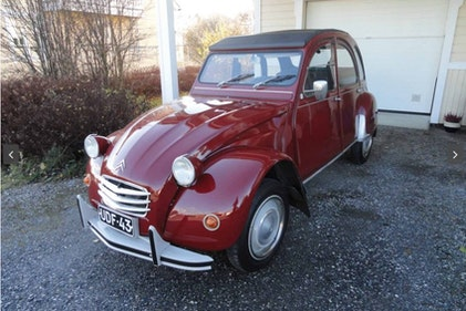 Picture of Citroën 2CV4 1970 For Sale